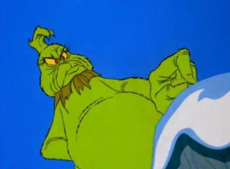 The Grinch Who Stole Christmas Cartoon.Christmas Cartoon Monkeymoonmachine