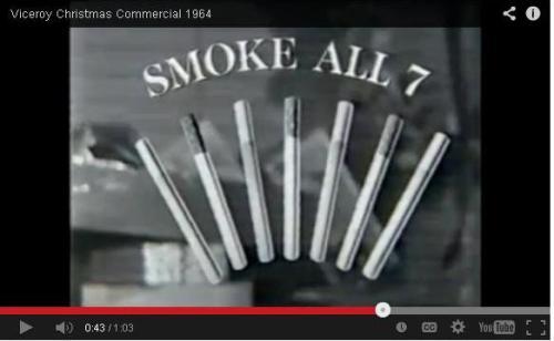 smoke all seven