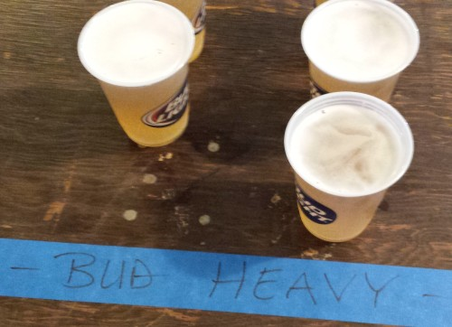 To avoid confusion with Bud Light.