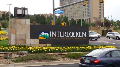Interlocken (more like inter-retention-ponds) business park. Intersection of Interlocken Loop and Interlocken Boulevard.