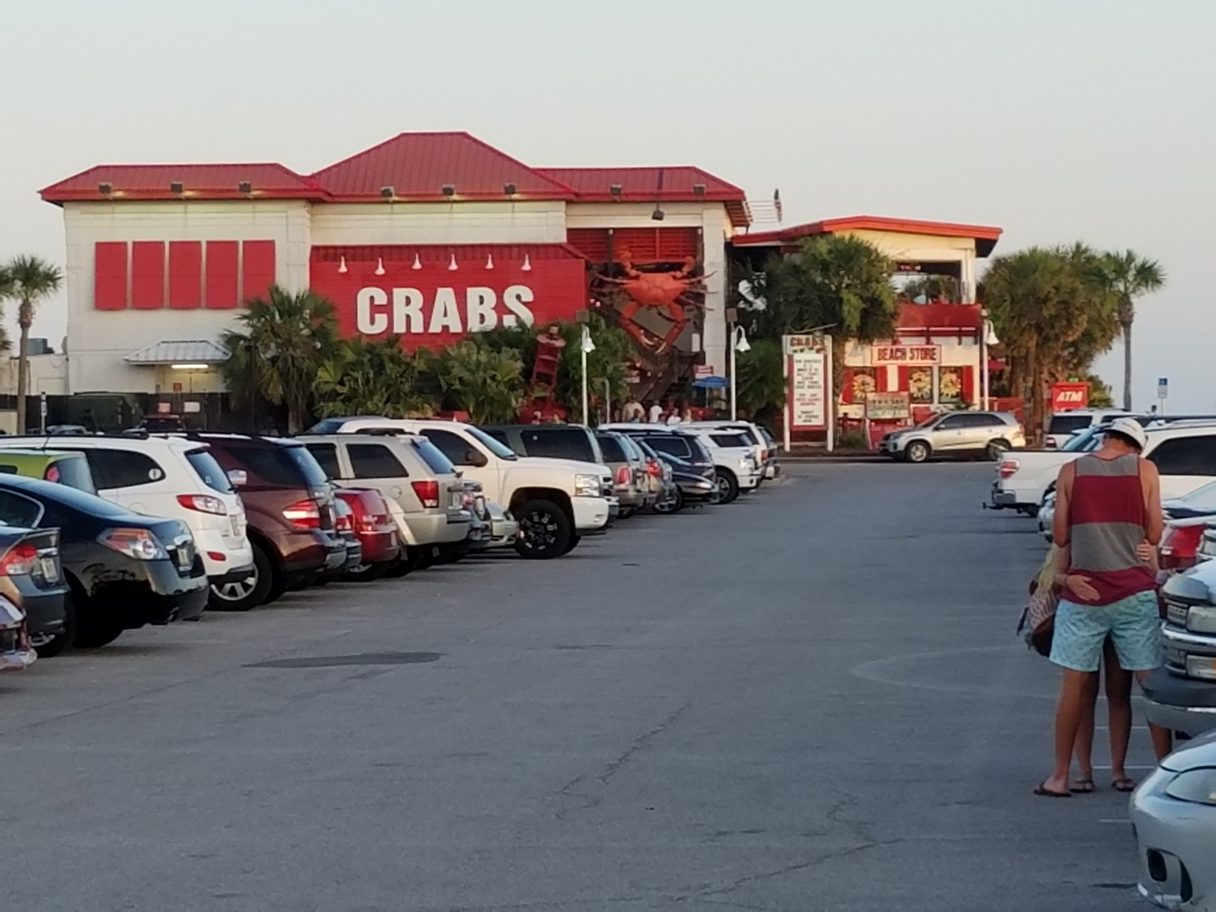 """The full name of this store is """"Crabs - We Got 'Em"""""""
